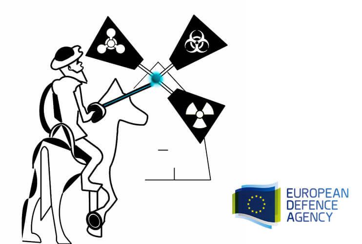 IBATECH lidera el proyecto Europeo QUIXOTE, para la mejora de las capacidades de defensa NRBQ.
