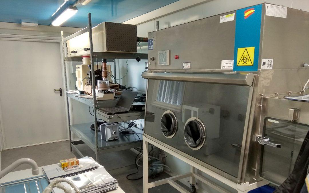 IBATECH entrega un nuevo laboratorio a INTA