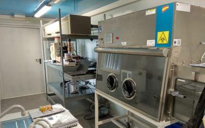 IBATECH livre un nouveau laboratoire à l'INTA