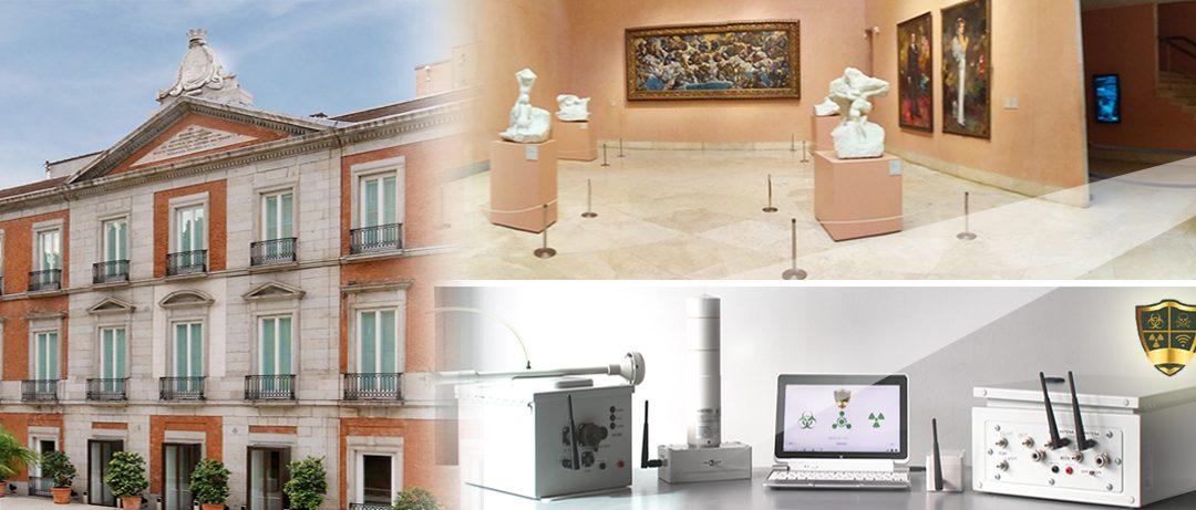 IBATECH muestra nuevo sistema de detección NBQ en el Museo Nacional Thyssen-Bornemisza