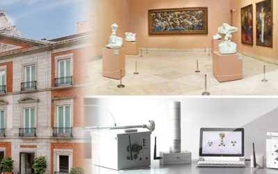 IBATECH features novel CBRN detection system in Thyssen-Bornemisza National Museum