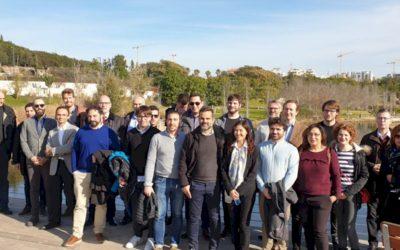 IBATECH asiste a la reunión del proyecto H2020 NAIADES en Alicante