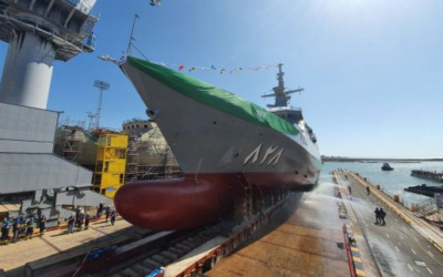Ibatech fournit des détecteurs chimiques pour les corvettes Navantia pour l'Arabie saoudite