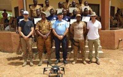 IBATECH exporta su pericia en drones al Sahel: suministro de equipos y formación en Burkina Faso